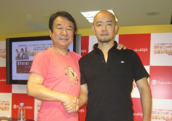 青山繁晴先生