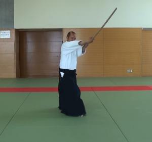 剣技Ⅱ実技袴あり(2)